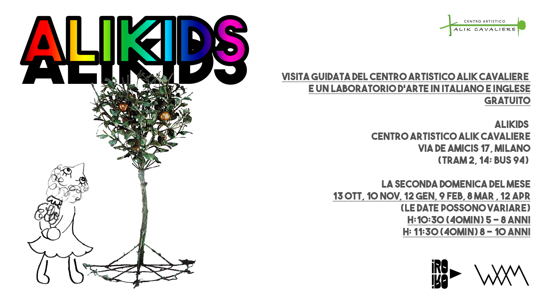 ALIKids Flyer horizontal